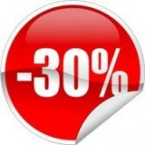КУПОН на СКИДКУ 30 %